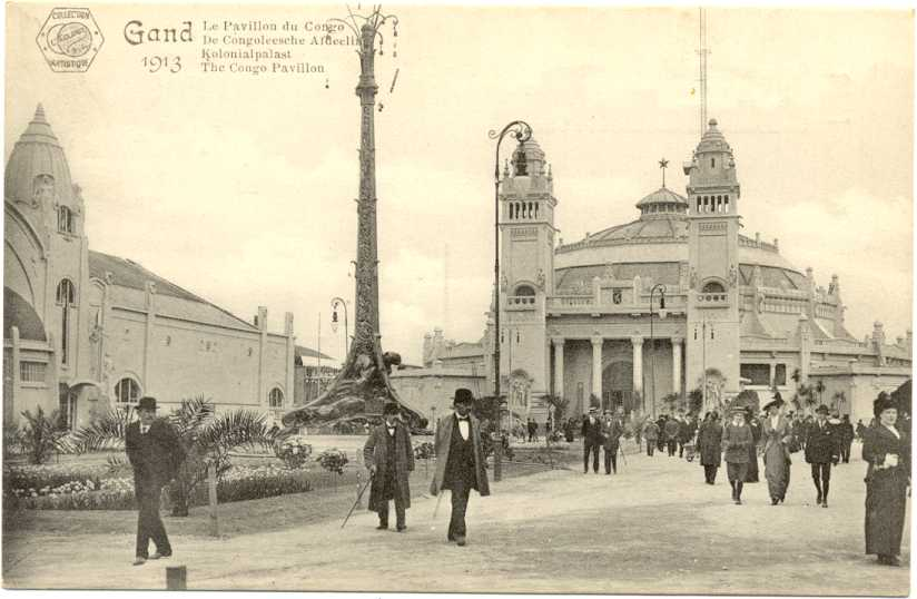 The Colonial Pavilion Ghent City Archive